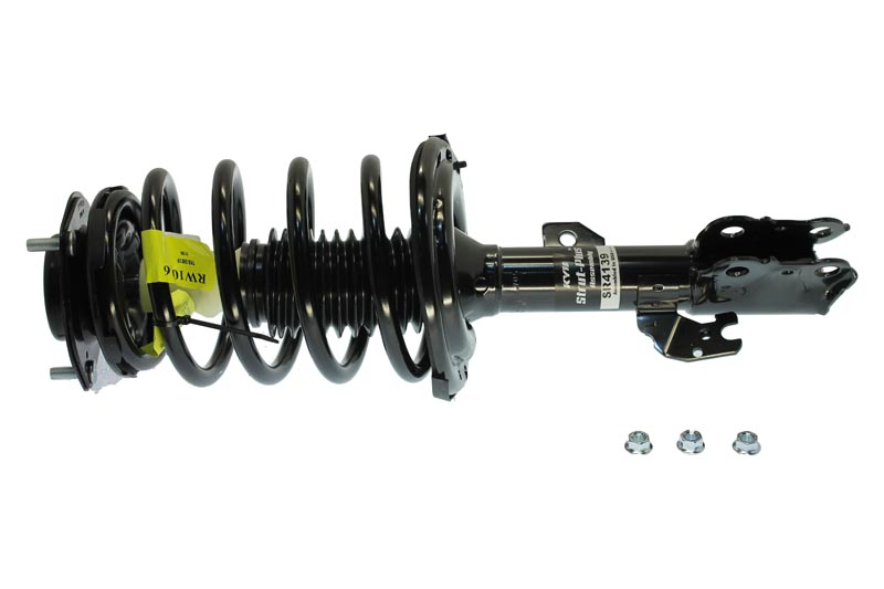 KYB SR4139 Suspension Strut & Coil Spring Assembly-FrontLt for 2010 Toyota Camry