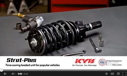 Kyb Americas Strut Plus