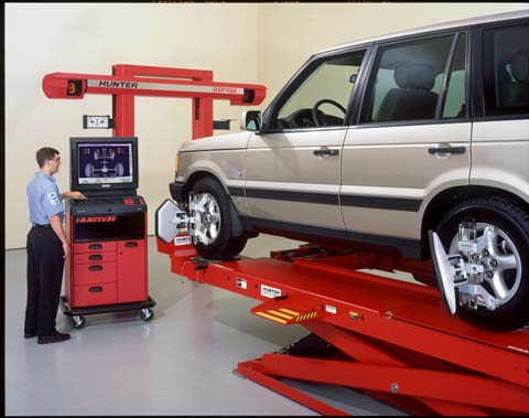 KYB Americas | Do I need to align my tires after I have my