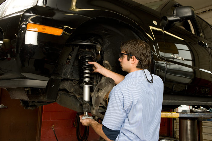 When To Replace Shocks And Struts >> Kyb Americas When Do I Need To Replace Worn Shocks Or Struts